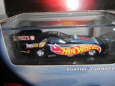 Hot Wheels 100% Black Box Collectibles Pontiac Funny Car (Black)