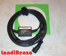 Landi Renzo Omegas etc./Vogels LPG GPL CNG DIAGNOSE USB INTERFACE Kabel+Software