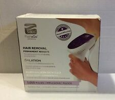 Silk'n Flash & Go Hair Removal System w/ 5000 Pulse Cartridge