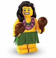 NEW LEGO 8803 Series 3 Hula Dancer Collectible Minifigure