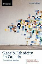 'Race' and Ethnicity in Canada: A Critical Introduction