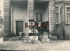 2 x Foto, Reichswehr, Foto 3/I.R.11, Platzkonzert 1933 (F)1106