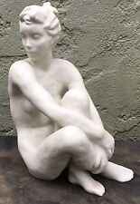 Rosenthal nude sculpture pottery figure