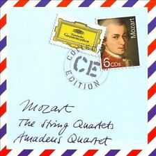 Mozart: The String Quartets [6 CD Collector's Edition], New Music