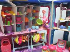 Littlest Pet Shop Lot Shopping MALL Food Accessories 10 RANDOM Pieces EXCLUSIVE!