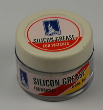Silicon grease waterproof gaskets sealing case repairs o rings watch cases seal