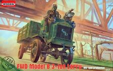 1:72 Roden #733  FWD Model B 3-ton Lorry  *** NEW ***