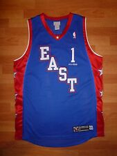 #1 TRACY MCGRADY REEBOK 2004 NBA ALL-STAR GAME EAST BLUE AUTHENTIC JERSEY 44