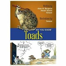 Did You Know? Toads! by Michel Quintin and Alain M. Bergeron (2013, Picture...