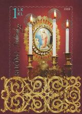 Finland 2008 MNH Stamp - Easter - Orthodox Religion Church