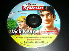 Jack Keane + Battle for Wesnoth (Windows / DVDROM), deutsch