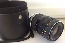 Sears Auto Multi Coated 1:2.8 f = 28mm Dia. 52mm Model 831110191 Canon Lens
