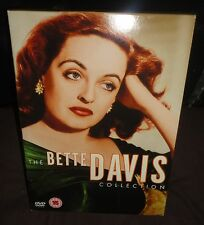 Bette Davis - All About Eve / Hush Hush Sweet Charlotte / Virgin Queen (DVD SET)