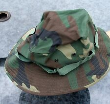 survival camping equipment Camo BOONIE hats, NEW, size MED.