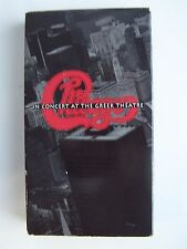 Chicago in Concert at the Greek Theatre (VHS)