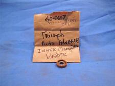 Triumph 60-0607 Auto Advance Inner Clamping Washer NOS  NP1240