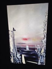 "Yves Tanguy ""Fear 1949"" French Surrealism Glass 35mm Art Slide"