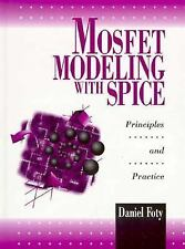 MOSFET Modeling With SPICE: Principles and Practice by Foty, Daniel