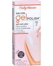 SALLY HANSEN Salon GEL NAIL POLISH Step 2 Shell We Dance Pale PINK NUDE No BOX