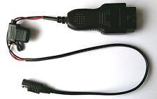 Ll (a bordo de diagnóstico OBD) Cable Para Visua 12V Batería Solar cargadores de goteo
