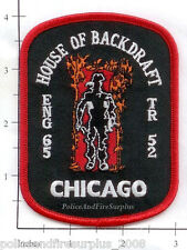 Illinois - Chicago Engine 65 Truck 52 IL Fire Dept - House of Backdraft