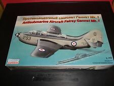 Antisubmarine Aircraft Eastern Express Fairey Gannet MK1 Sealed Kit Royal Navy