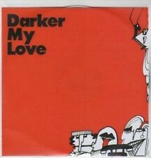 (AY195) Darker My Love, Talking Words - DJ CD