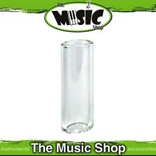 Brand New Jim Dunlop 211 Heavy Tempered Glass Small Guitar Slide - J211