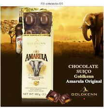 "3x ""Goldkenn AMARULA Marula Fruit Liqueur Milk Chocolate"" 100g/3.5oz"