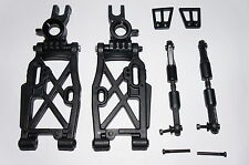 Kyosho Inferno MP9e TKi RTR Rear Top & Bottom Arms Wishbones inc hub carriers TO