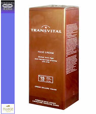TRANSVITAL FACE CREAM SUN PROTECTION SYSTEM IP15 - Solari Viso 50 ML