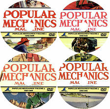 Popular Mechanics Magazine DVD 1026 issues pdf CD