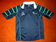 Exkl. Shirt/Trikot Halbarm LFR LIVE FOR RUGBY IRELAND für 9-11 Jahre TOP!