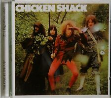 Chicken Shack-100 Ton Chicken UK blues psych cd 2 bonus remastered