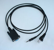 2in1 Programming Cable for Vertex Yaesu  FT-10R FT-2500 VX-2500 VX-160