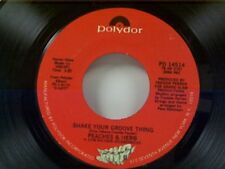 """PEACHES & HERB """"SHAKE YOUR GROOVE THING / ALL YOUR LOVE"""" 45"""