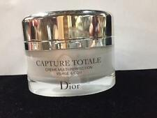 Dior Capture Totale Multi-Perfection Creme for Face and Neck -Sealed Jar- 2.1 oz
