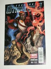 Marvel Now LEGENDARY STAR-LORD #1 Young Guns Bradshaw Variant (2)
