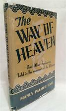 1946 MANLY P. HALL WAY OF HEAVEN TAOIST BUDDHIST ORIENTAL FOLKLORE OCCULT