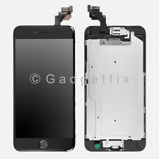 Display LCD Screen Touch Screen Digitizer Button Camera Frame for iphone 6 Plus