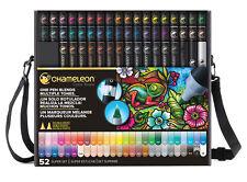 Chameleon Pens 52 Pen Super Set With Bonus Case, Nibs and Tweezer