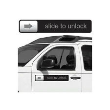 Slide to Unlock Magnet - iPhone iPod Car Fridge Magnet
