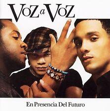 VOZ A VOZ - EN PRESENCIA DEL FUTURO!!  FACTORY SEALED!!!