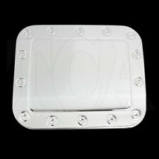 For CHRYSLER 300C 05-10 Chrome Stainless Steel Gas Door Cover 2005-2010