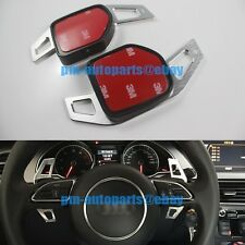 PM Steering Wheel Gear Shift Extension Paddle Grip for Audi A1 A3 A8 Q3 S4 S5 S6