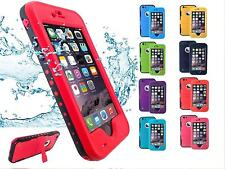 CUSTODIA COVER WATERPROOF IMPERMEABILE CON LETTORE DI IMPRONTA PER IPHONE 6 PLUS