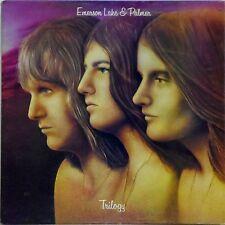 EMERSON LAKE & PALMER 'TRILOGY' UK LP