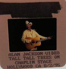 ALAN JACKSON Ring of Fire Don't Rock The Jukebox Midnight In Montgomery  SLIDE 1