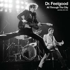 DR. FEELGOOD All Through the City (with Wilko) BOX 4CD NEW .cp