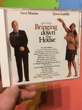 Bringing Down the House:Soundtrack OST CD New+Sealed Queen Latifah Steve Martin